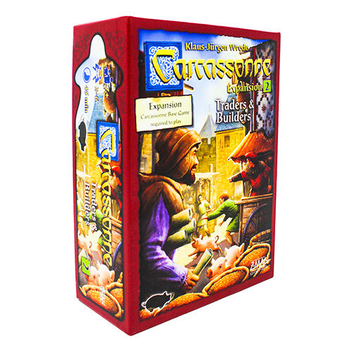 Traders & Builders Carcassonne exp 2