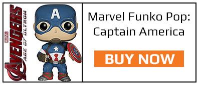 Buy Marvel Funko Pop Captain America