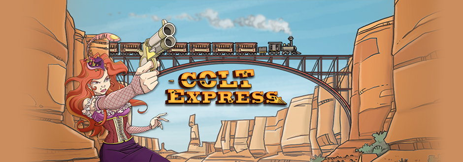 Let's Play: Colt Express