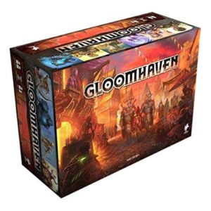 Gloomhaven (5th Printing)