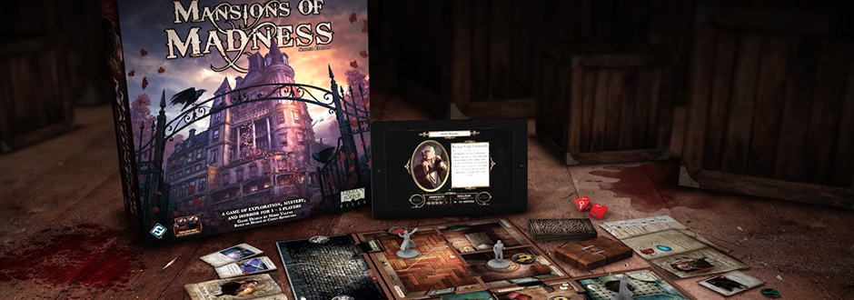 Board Game Spotlight: Mansions of Madness