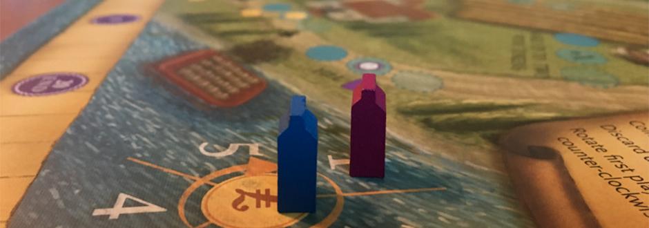 Board Game Spotlight: Viticulture Essential Edition