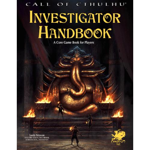 INVESTIGATOR'S HANDBOOK_ CALL OF CTHULHU 7TH ED