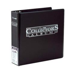 Collector Card Album: Black