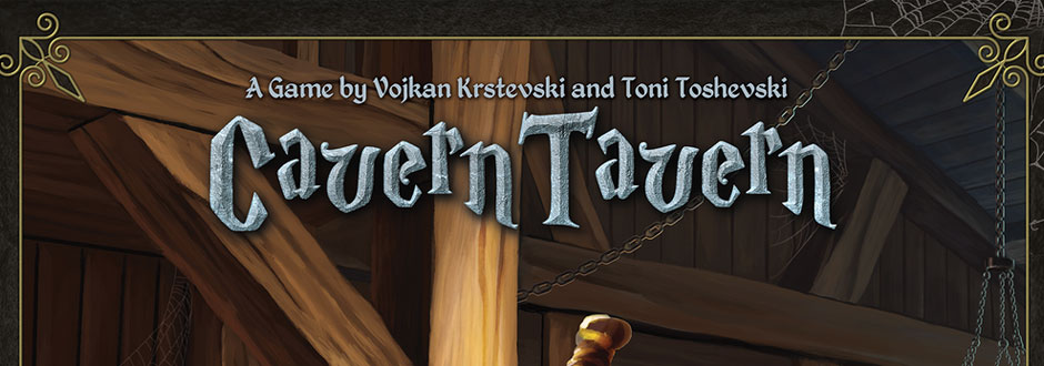 Cavern Tavern Board Game Review