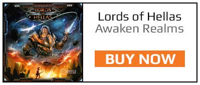 Awaken Realms - Lords of Hellas