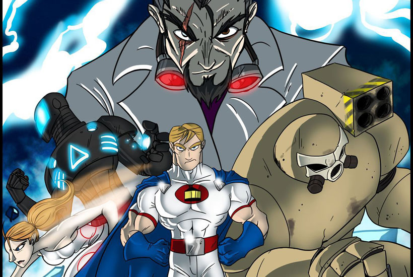 Sentinels of the Multiverse Review - Artwork