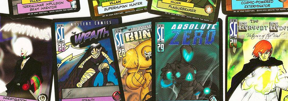 Sentinels of the Multiverse Review