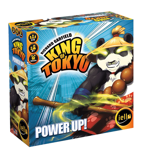 Power Up! King of Tokyo Expansion