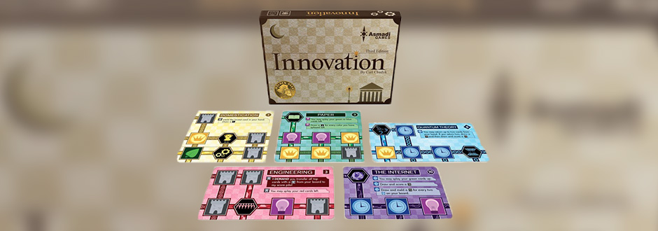 Innovation 3rd Edition Review