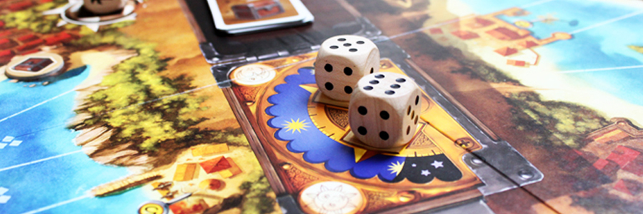 Jamaica Board Game Review