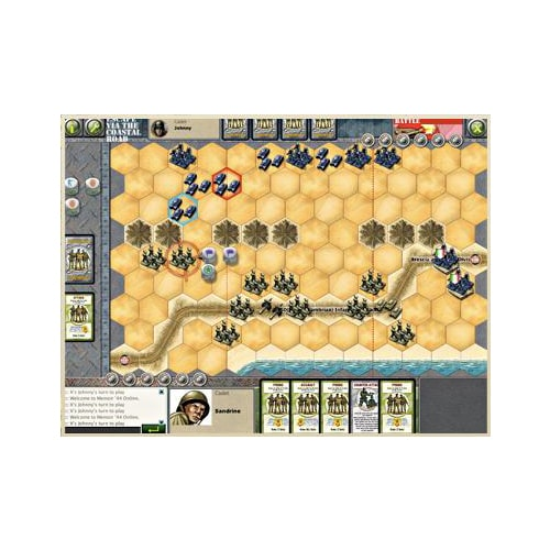 Mediterranean Theater (Memoir ÔÇÖ44) Board Game