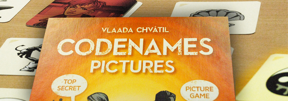 Codenames Pictures Review