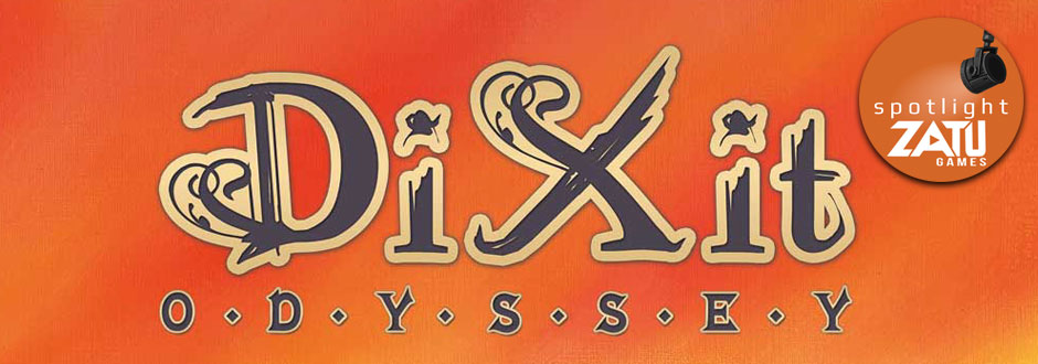 Board Game Spotlight: Dixit Odyssey