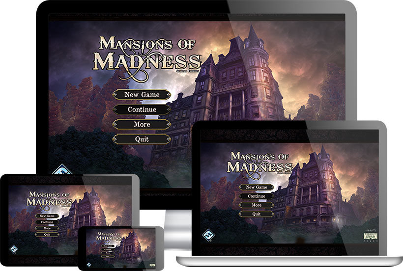 Mansions of Madness: Second Edition - Game App