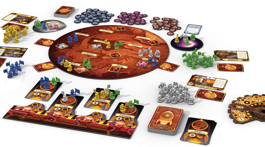 Mission Red Planet Review