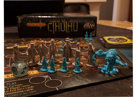 Pandemic Reign of Cthulhu Review