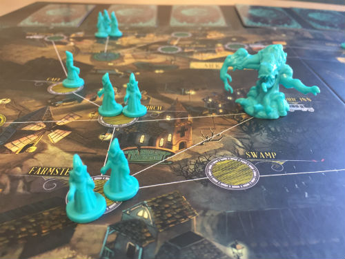 Pandemic: Reign of Cthulhu Miniatures