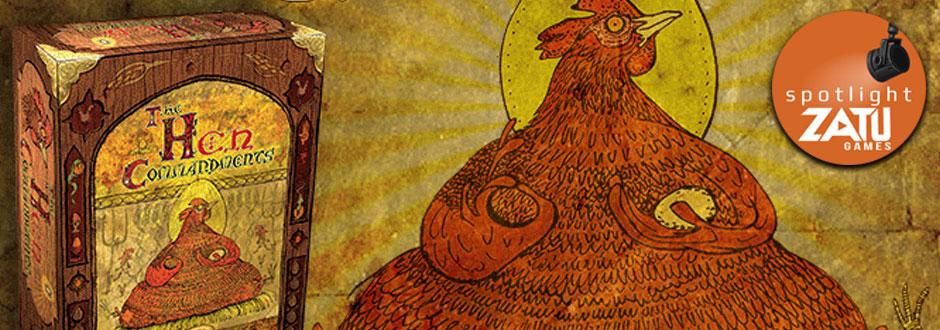Board Game Spotlight: The Hen Commandments