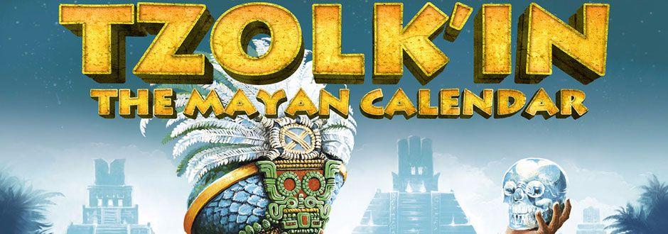 Board Game Spotlight: Tzolk'in The Mayan Calendar
