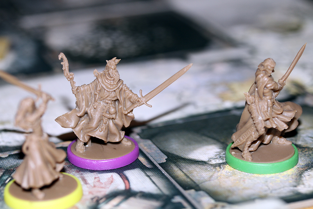 Zombicide Black Plague Miniatures