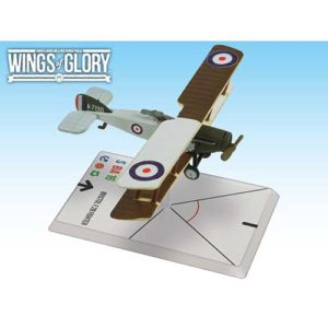 Wings of Glory: (Arkell/Stagg) Bristol F.2B Fighter