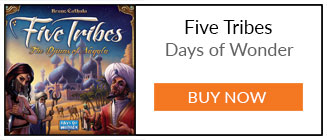 Buy Five Tribes Board Game