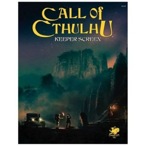Call of Cthulhu 7th Edition Keeper's Screen Pack