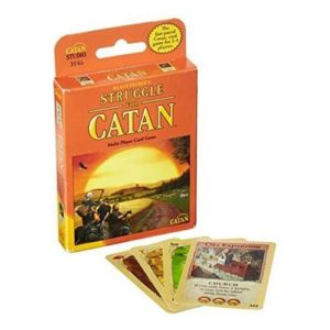 The Struggle for Catan (New Edition)