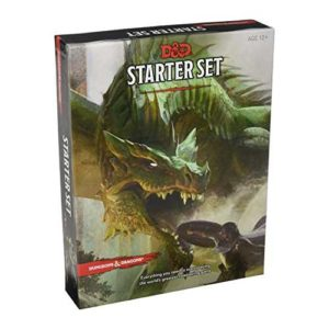 Dungeons & Dragons RPG Starter Set (DDN)