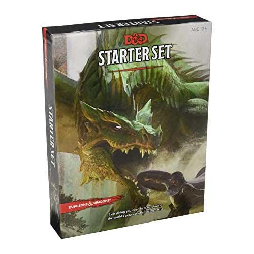 Dungeons & Dragons RPG Starter Set