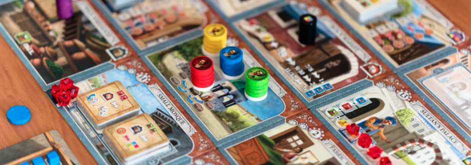 Istanbul Board Game Review