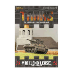 Soviet Lend Lease M10: TANKS Exp