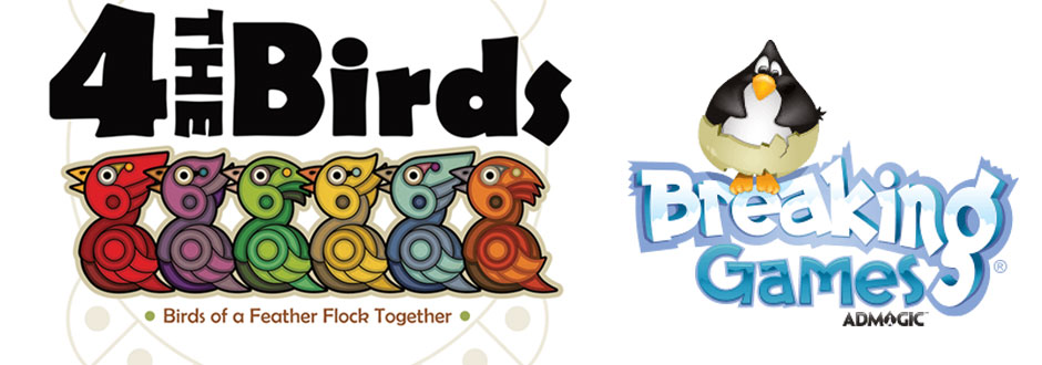 4 The Birds Board Game Review