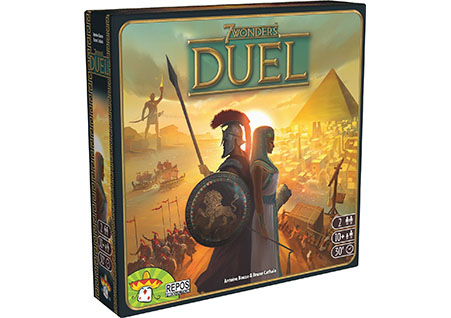 how to play 7 wonders duel
