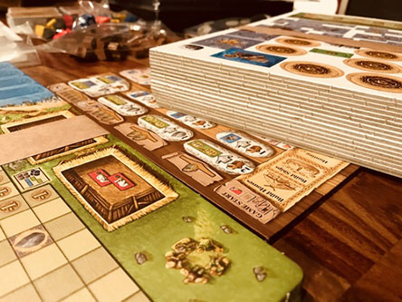 A Feast for Odin - Punch Boards