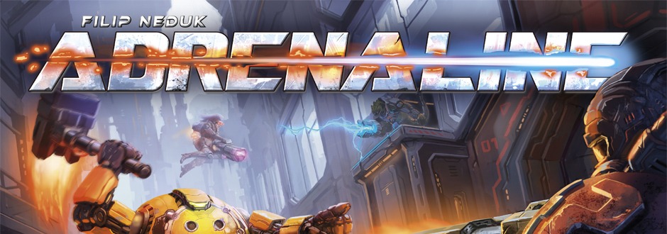 Adrenaline Board Game Review
