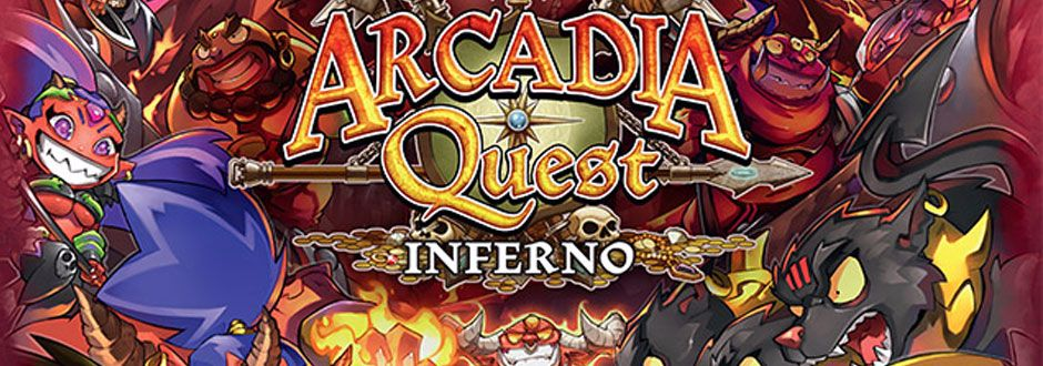 Arcadia Quest: Inferno Review