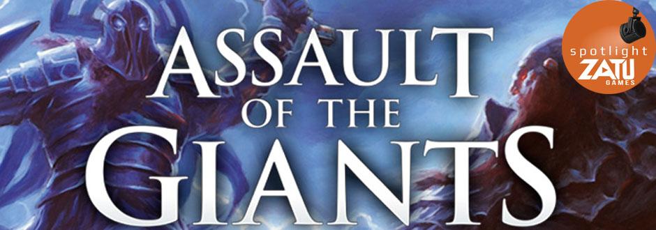 Board Game Spotlight: Assault of the Giants