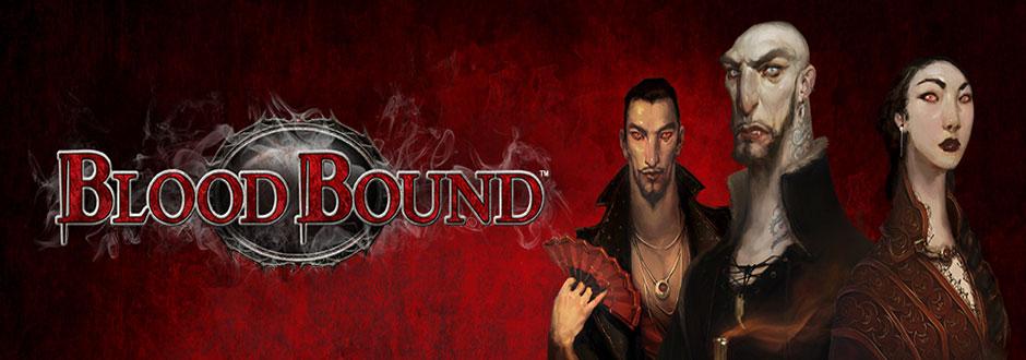 News Round-Up – Blood Bound announced by Fantasy Flight