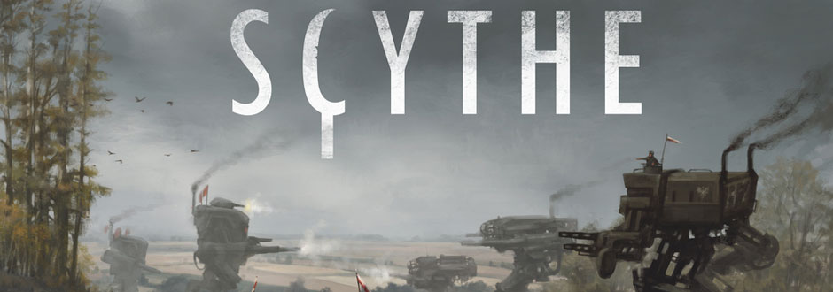 Board Game News: Scythe scoops another award