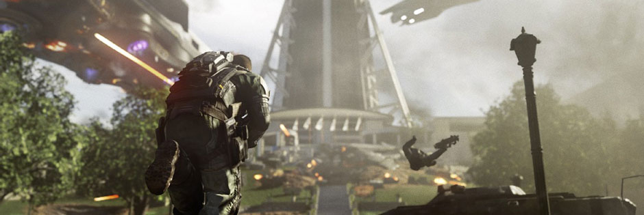 Call of Duty Infinite Warfare teasers released