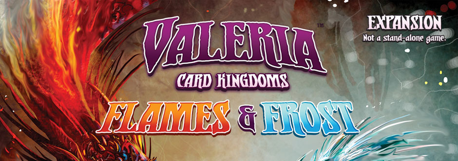 Valeria Card Kingdoms: Flames & Frost Review