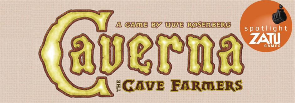 Board Game Spotlight: Caverna