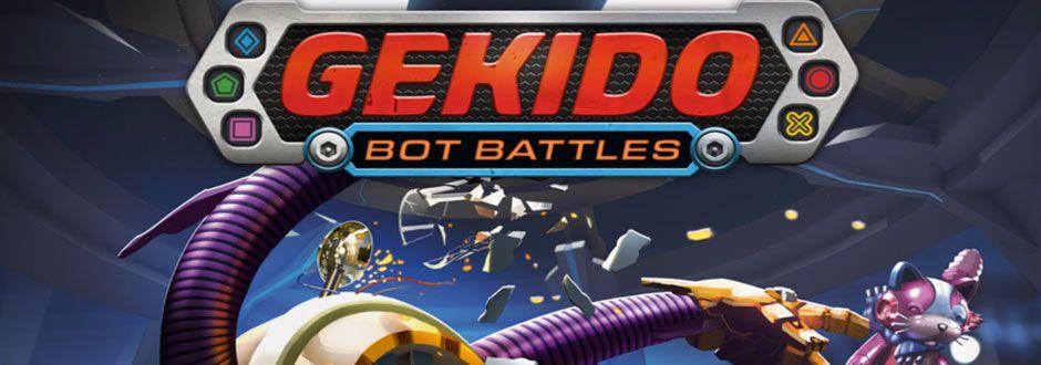 Gekido: Bot Battles Review