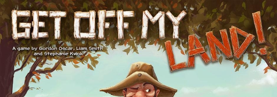 Get Off My Land: New To Kickstarter