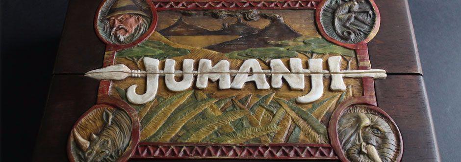 Man Spends Seven Months Crafting a Perfect Jumanji Board Game Replica