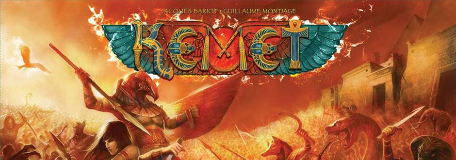 Kemet Review | Board Games | Zatu Games UK image