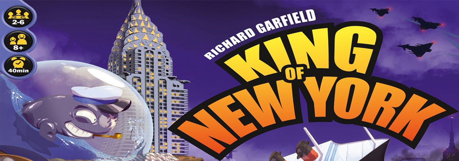 King of New York Review