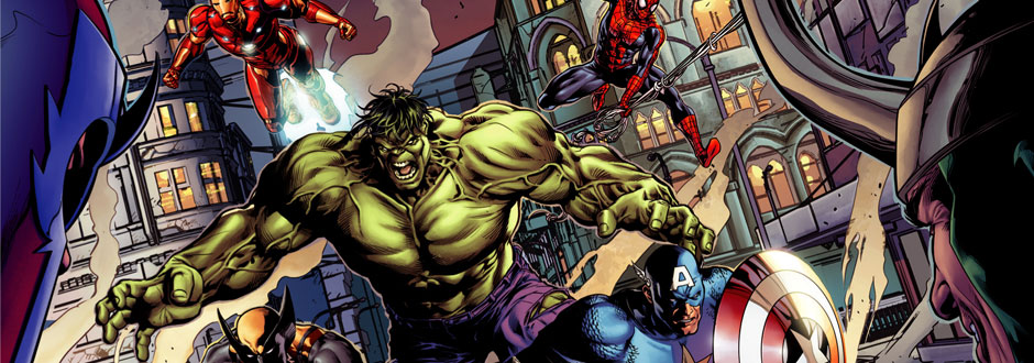 Marvel Legendary: Top 5 of the Mighty and The Monsterous